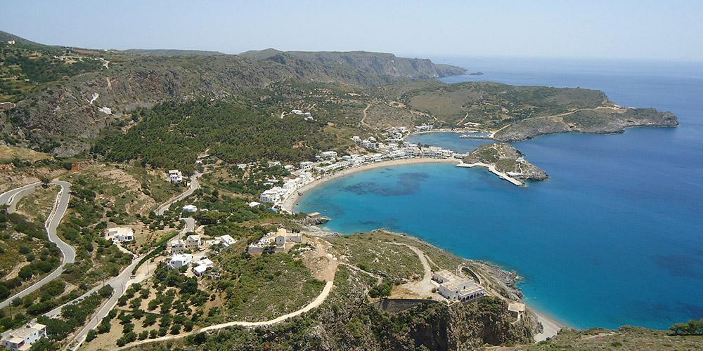 Kapsali, Kythira, Greece
