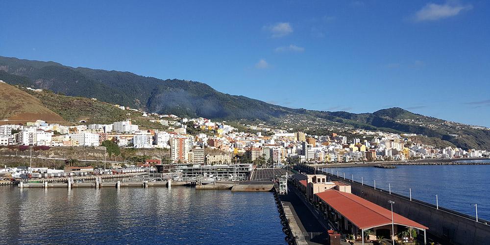 Santa Cruz de la Palma, La Palma, Canary Islands, Spain