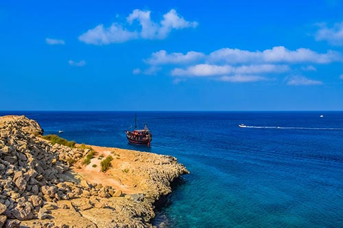Sunniest Places in Cyprus