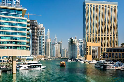 Sunniest Places in the United Arab Emirates