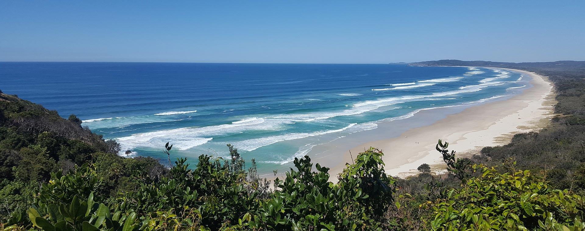 Sunniest Places in Australia - Subtropics