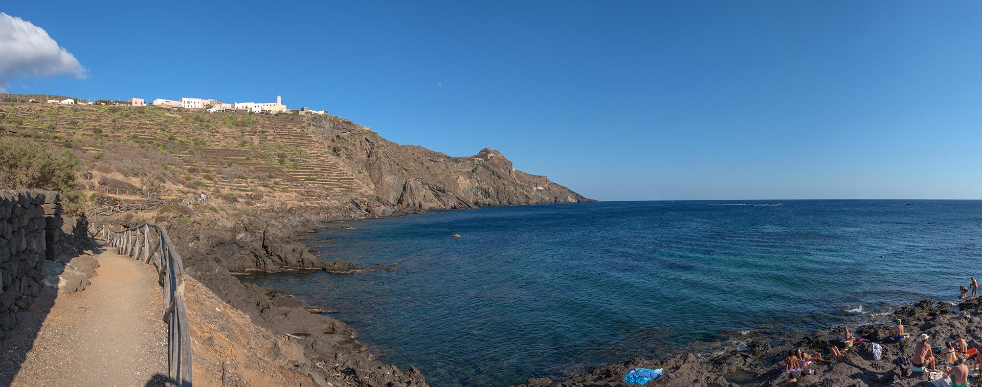 Sunniest Places in Italy - Pantelleria